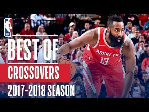 Best 50 Crossovers of the 2018 NBA Regular Season