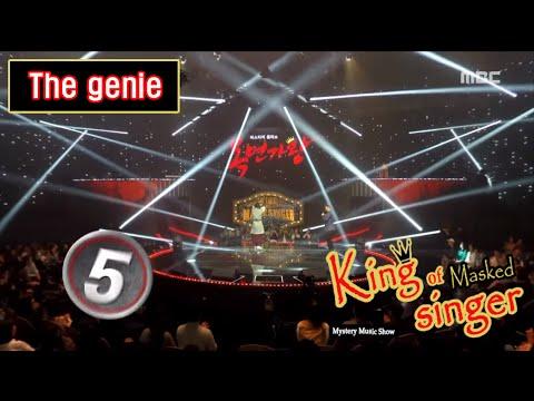 [King of masked singer] 복면가왕 - 'The genie' Identity 20160522