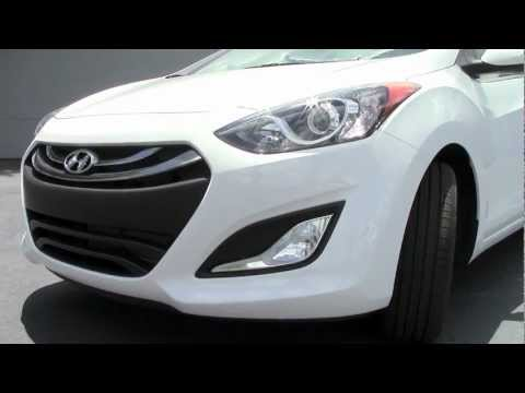 Hyundai Elantra GT Walk Around