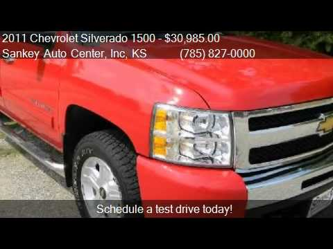 2011 Chevrolet Silverado 1500 LT 4x4  for sale in Salina, KS