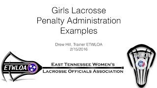 download lagu Major & Minor Penalty Administration Girl's Lacrosse gratis