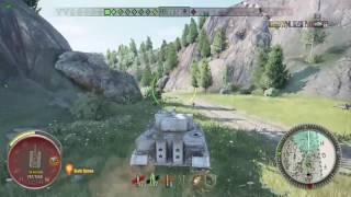 World of Tanks Xbox one  Tiger I Hammer 6Kills