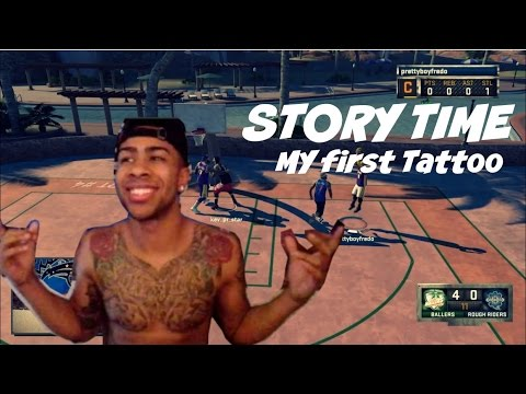 StoryTime  My first Tattoo / Tattoo advice - Prettyboyfredo