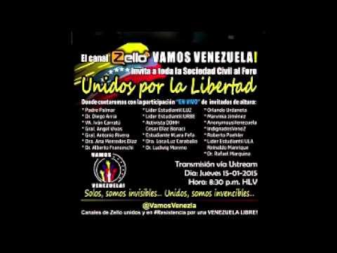 Vamos Venezuela Foro 01 16 2015
