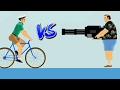 EFSANE KAPIŞMA (Happy Wheels)