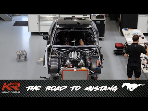 The Road to Mustang part six - Inside Kelly Racing