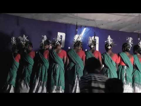 Santali Folk Dance video