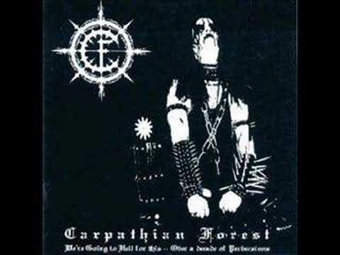 Carpathian Forest - I Am Possessed