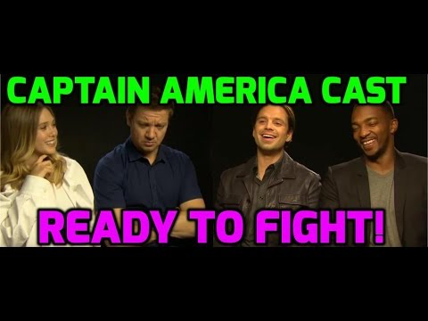 Captain America: Civil War cast reveal which superhero they would go to war with
