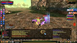 Knight Online Atlantis Ardream RichardRamirez KİNG player Pk Movie Part Unknown