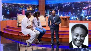 Q&A Between Old and Young Generation in Seifu show
