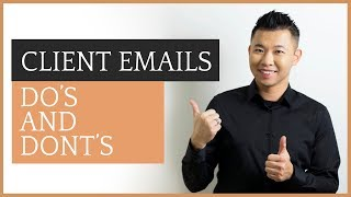 Dos and Don'ts Of How To Email Your Wedding Clients
