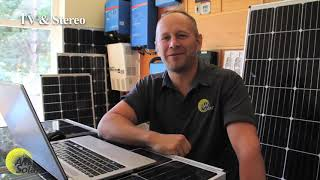 AM Solar: A Guide to Designing a Solar Power System for Your RV, Skoolie or Van