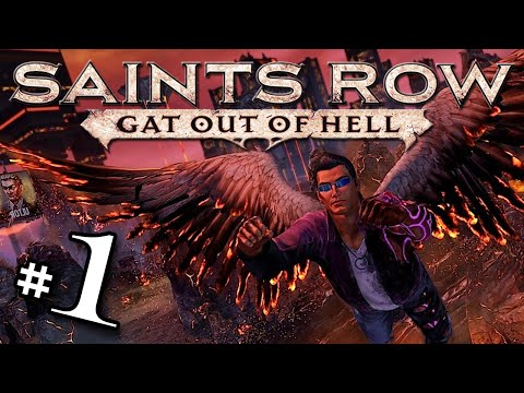 #1 Saints Row Gat Out Of Hell | Fisting Satan | Pc Gameplay (1080p | 60fps) video