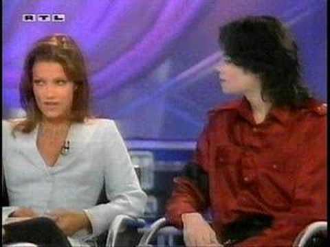 Lisa Marie Presley And Michael Jackson You Are Not Alone Michael Jackson And Lisa Marie