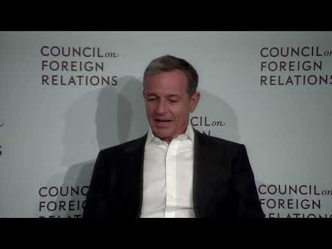 Clip: Disney CEO Robert A. Iger on Producing Stories With Global Appeal