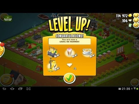 Hay Day Level 46
