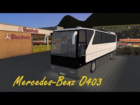 OMSI 2 - Mercedes-Benz O403 Dobel