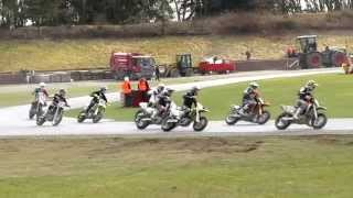 SUPERMOTO HARSEWINKEL 2013 GERMANY - Video 2 - SUPERMOTO NO LIMITS