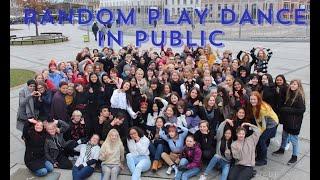 KPOP RANDOM PLAY DANCE IN PUBLIC | CODE9 Dance Crew
