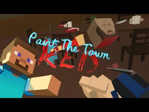 Paint The Town Red | VOLANO TESTE E CHITARRE?! O.O