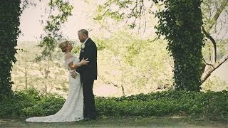 Subiaco Abbey wedding film {Arkansas wedding video}