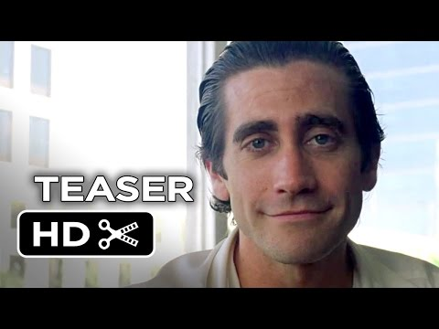 Nightcrawler Official First Look Teaser (2014) - Jake Gyllenhaal Movie HD