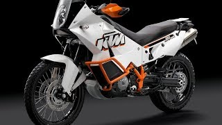 {WOW} This is Secret KTM 990 Adventure First Ride Review