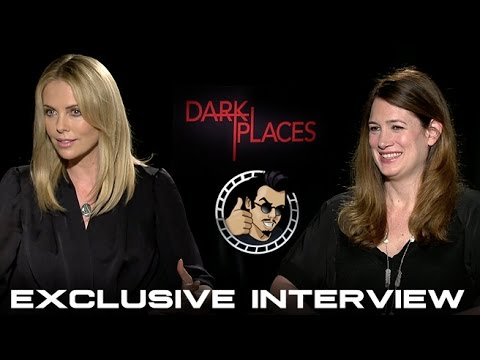 Charlize Theron and Gillian Flynn Interview - Dark Places (HD) 2015