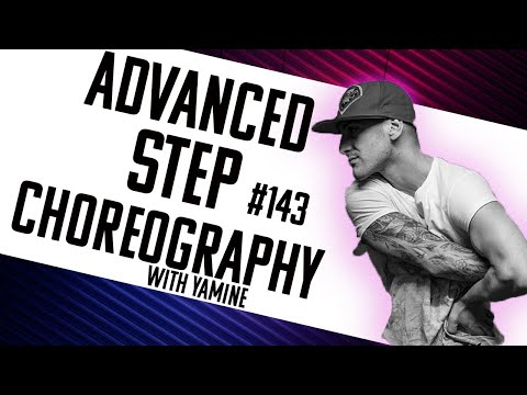 Step Choreography 143 Step by Step Advanced
