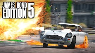 Grand Theft Auto 5 - James Bond Edition 5 - GTA 5 Short Film