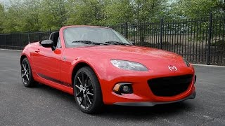 2014 Mazda MX-5 Miata Clubsport - WR TV Walkaround