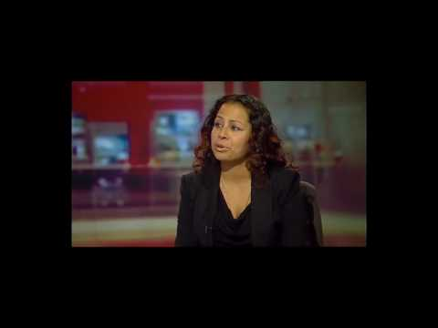 Aklima Bibi on BBC discussing forced marriages