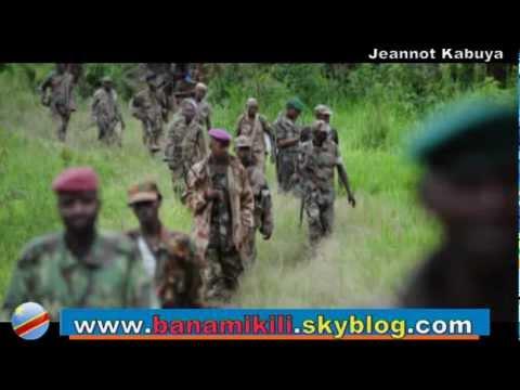 L'ONU confirme  la présence des soldats Rwandais qui tuent au Kivu avec la complicité de Kabila