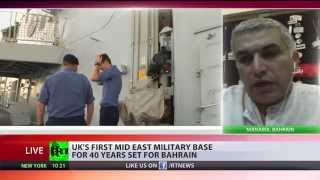 UK reopens Bahrain navy base after 40 yrs – to fight ISIS Image