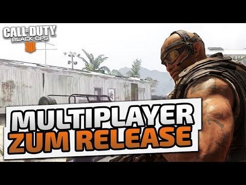 Multiplayer zum Release - ♠ CoD: Black Ops 4 Multiplayer #001 ♠ - Deutsch German - Dhalucard