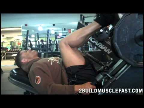 Leg  Day  Bodybuilding Routine Quads Hamstrings Glutes Weight lifting Routine Image 1