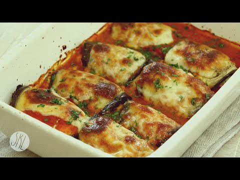 how to make eggplant lasagna video