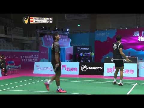 F - 2014 Macau Open - Danny Bawa Chrisnanta/Chayut Triyachart vs Angga Pratama/Ricky Karanda Suwardi