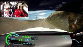 Oregon Trail Rally 2015 SS7 - Psara/Harrell