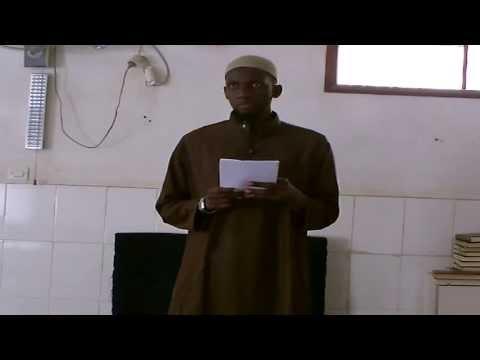 Wa fii Anfoussikoum..Sermon Oustaz Niang Mbaye