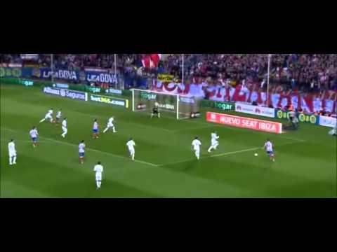 Diego Ribas vs Real Madrid