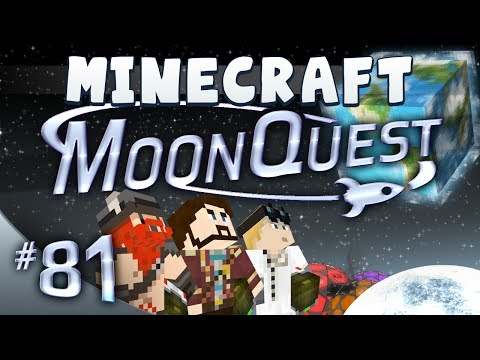 Minecraft - Moonquest 81 - Make Ham A Home video