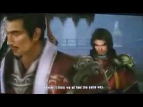 Lu Su Eyes on the Future Dynasty Warriors 8 Xtreme Legends - 06/28/2014