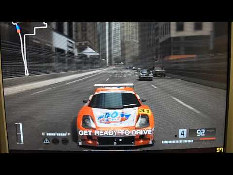Gran Turismo 4 (ps2) on PC - pcsx2 0.9.6 (720p HD)  -Full Speed-