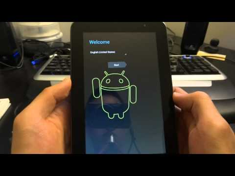 Samsung Galaxy Tab 2 Unboxing and Overview (GT-P3113)