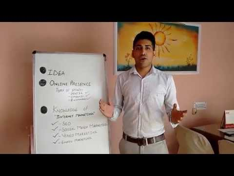 How to start online business in India   Hindi   Easy business ideas