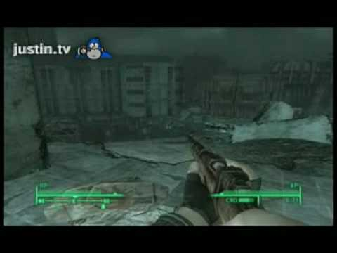 Fallout 3- grabbed by the ghoulie