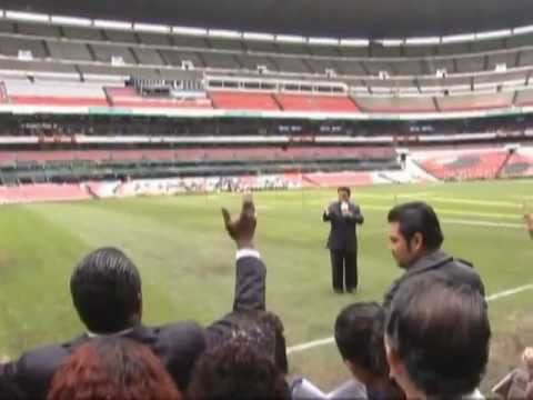Video Planificacion Estadio Azteca, Dia Nacional De Oracion Por Mexico, Qdtb video