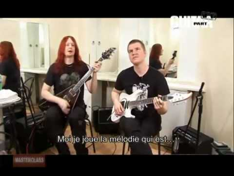Lesson Guitar - Masterclass With Chris Mike Amott Of Arch Enemy